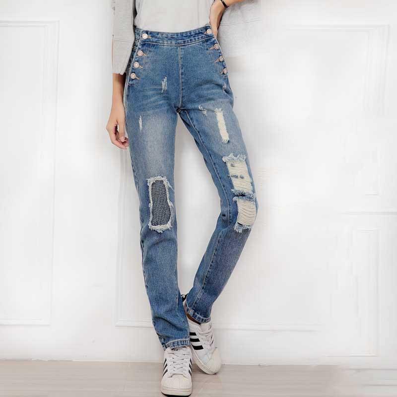 5. Tampil Unik Dengan Memberikan Kesan Renda Pada Celana Jeans Anda