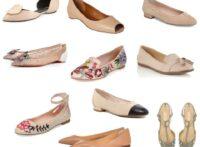 5.menggunakan Sepatu Flats Dengan Warna Nude Atau Transisi Antara Tungkai Kaki