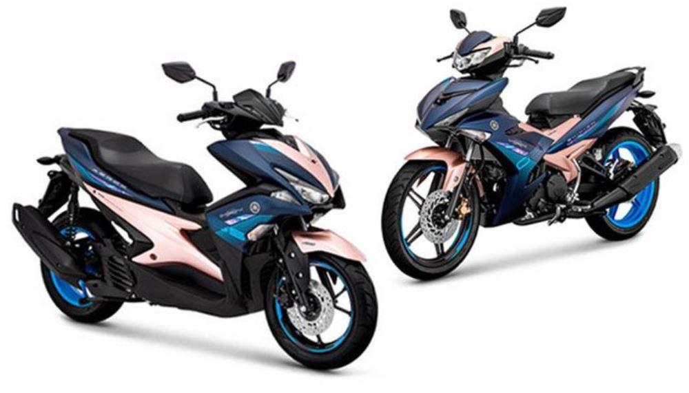 Yamaha Aerox 155 Vva S Doxou